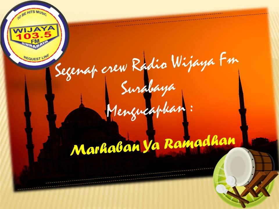 marhaban ramadhan wijaya